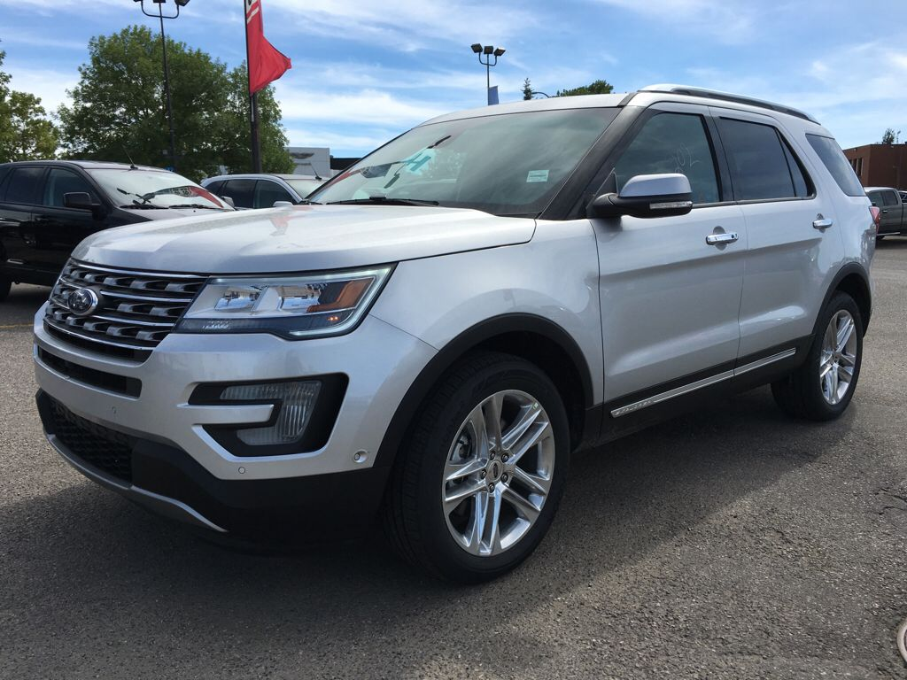 used 2017 ford explorer limited in calgary 17ex6469a maclin ford. Black Bedroom Furniture Sets. Home Design Ideas