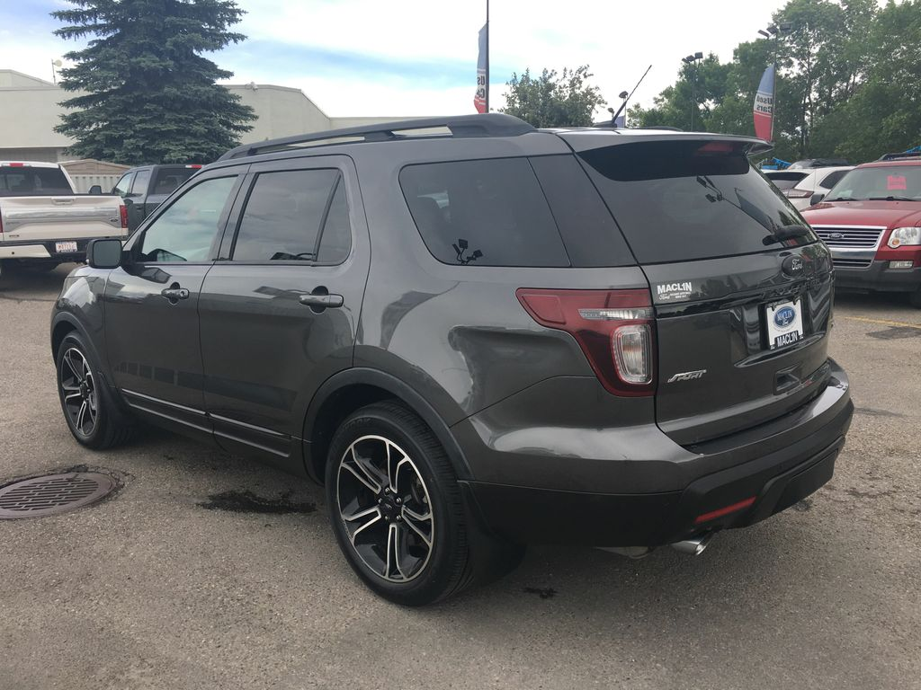 used 2015 ford explorer sport in calgary 17ex6929l maclin ford. Black Bedroom Furniture Sets. Home Design Ideas