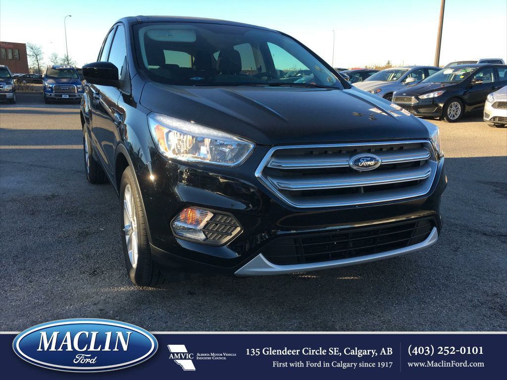 certified used 2017 ford escape se in calgary 18c0950a maclin ford. Black Bedroom Furniture Sets. Home Design Ideas