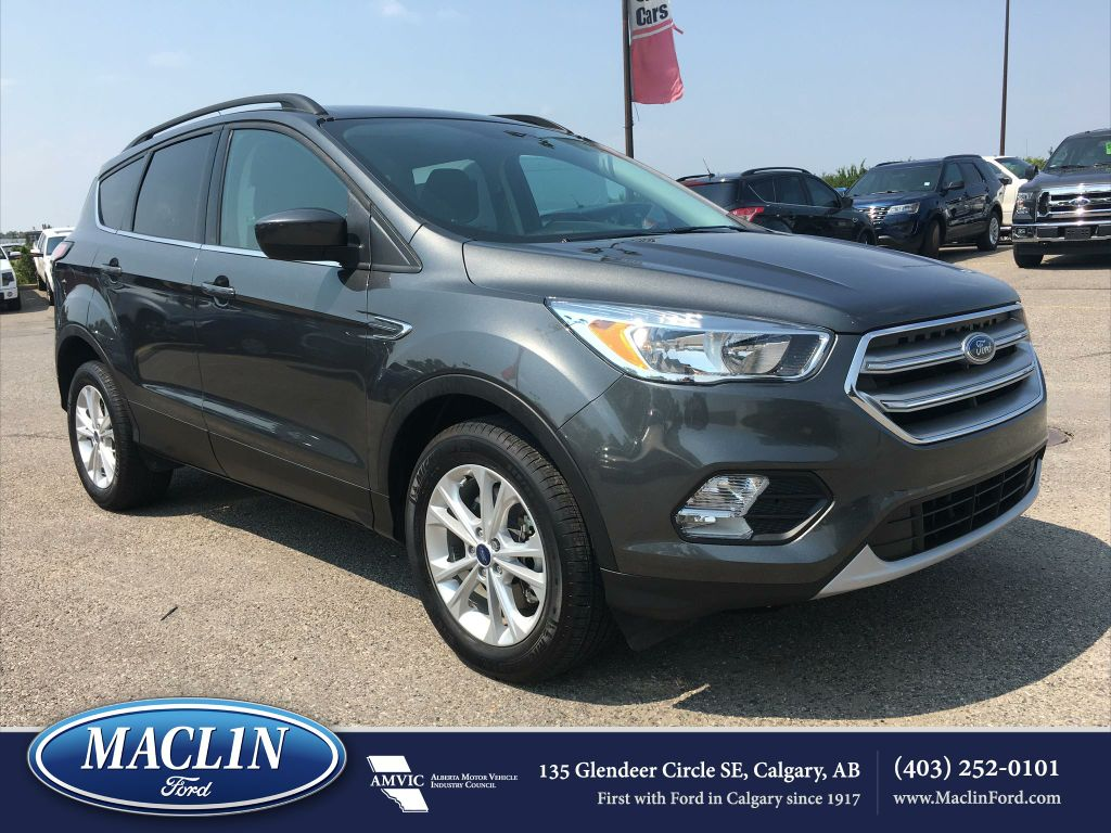 certified used 2017 ford escape se in calgary 17c0282a maclin ford. Black Bedroom Furniture Sets. Home Design Ideas