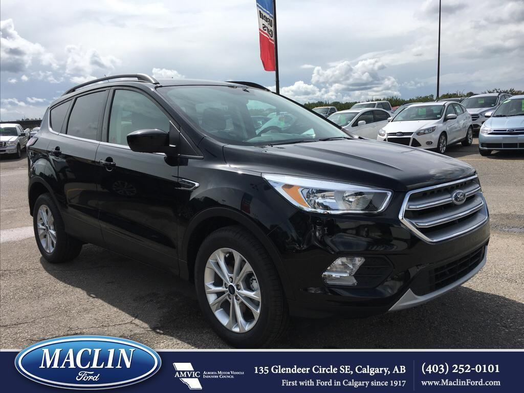 All New Cars Under 15k >> Used 2017 Ford Escape SE in Calgary #17ES00806 | Maclin Ford