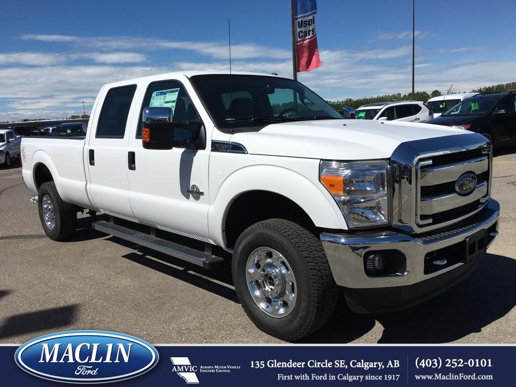 new 2016 ford super duty f 350 xlt in calgary 16f33131 maclin ford. Black Bedroom Furniture Sets. Home Design Ideas