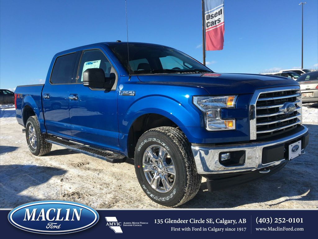 new 2017 ford f 150 xlt xtr in calgary 17f18145 maclin ford. Black Bedroom Furniture Sets. Home Design Ideas