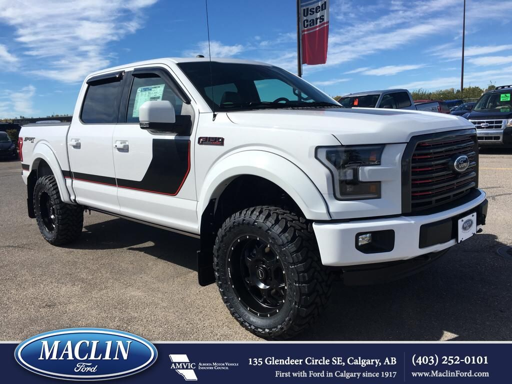 new 2016 ford f 150 lariat special edition sport in calgary 16f15212 maclin ford. Black Bedroom Furniture Sets. Home Design Ideas