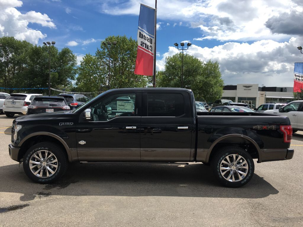 Used 2016 Ford F-150 King Ranch in Calgary #16F15173 ...