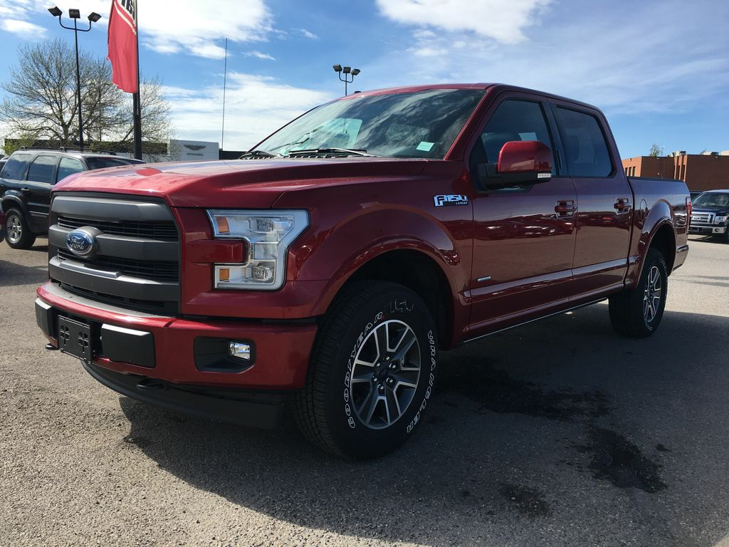 new 2017 ford f 150 lariat fx4 in calgary 17f19871 maclin ford. Black Bedroom Furniture Sets. Home Design Ideas