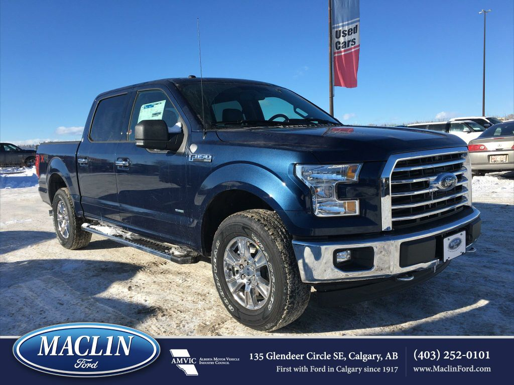 new 2017 ford f 150 xlt xtr in calgary 17f16835 maclin ford. Black Bedroom Furniture Sets. Home Design Ideas