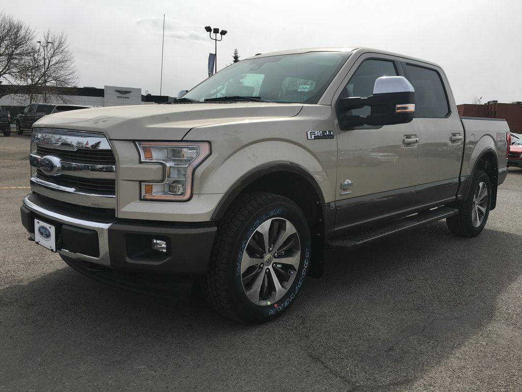 new 2017 ford f 150 king ranch in calgary 17f13917 maclin ford. Black Bedroom Furniture Sets. Home Design Ideas