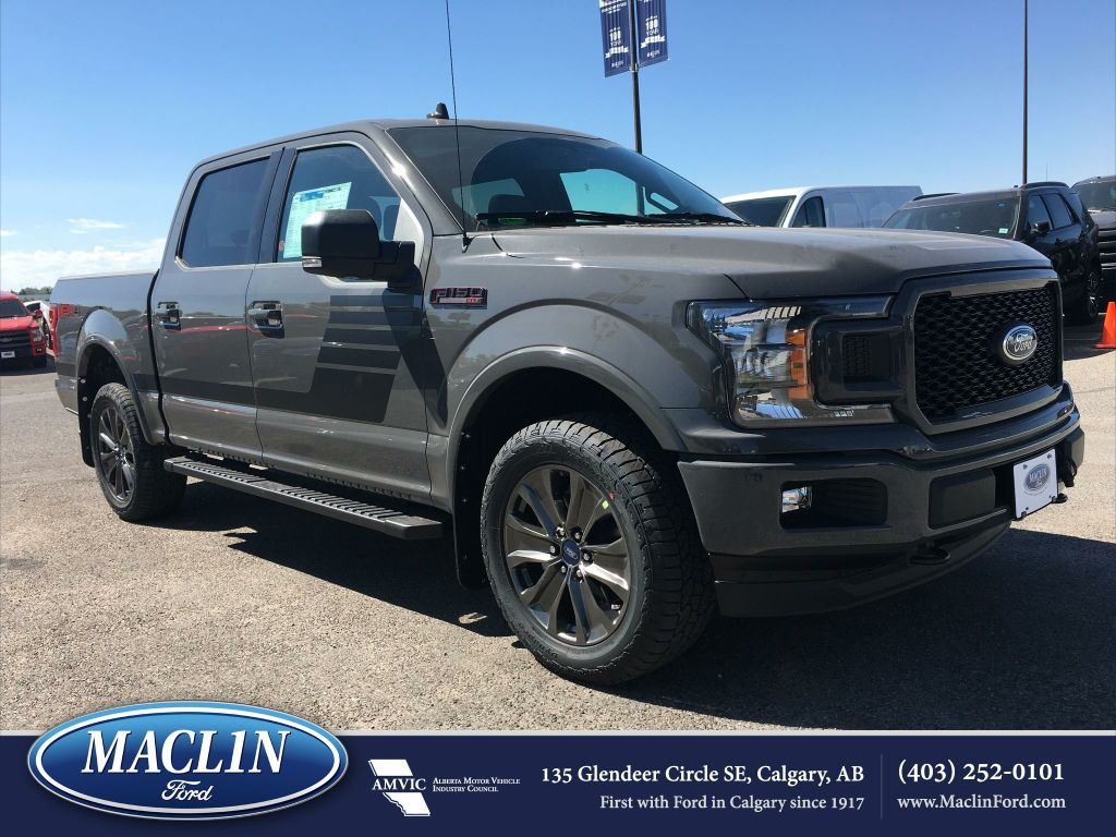 new 2018 ford f 150 xlt special edition sport in calgary. Black Bedroom Furniture Sets. Home Design Ideas