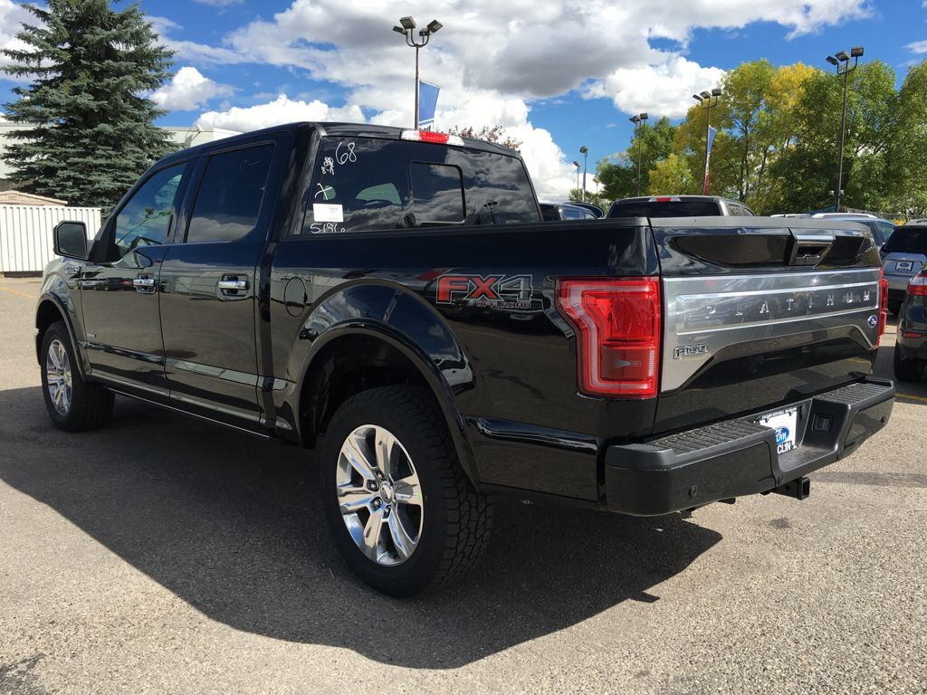 new 2016 ford f 150 platinum in calgary 16f15158 maclin ford. Black Bedroom Furniture Sets. Home Design Ideas
