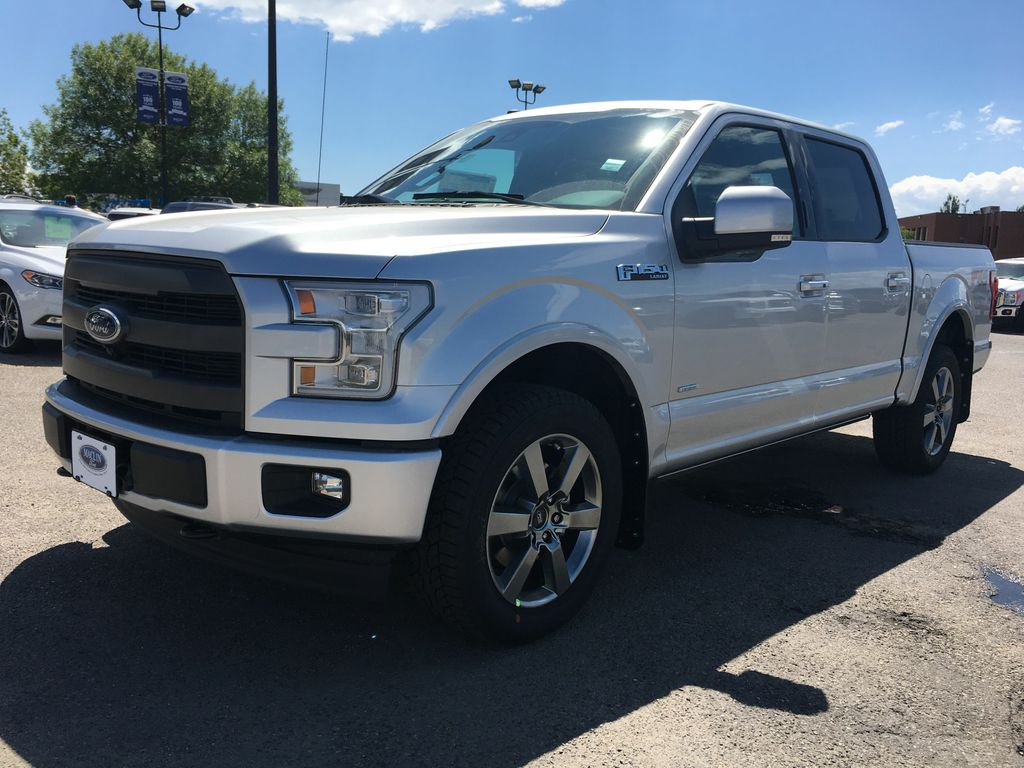 new 2017 ford f 150 lariat fx4 in calgary 17f19533 maclin ford. Black Bedroom Furniture Sets. Home Design Ideas