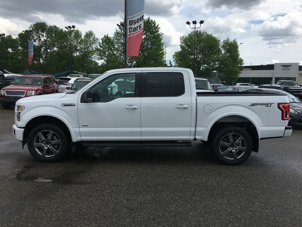used 2017 ford f 150 xlt sport in calgary 17f15011 maclin ford. Black Bedroom Furniture Sets. Home Design Ideas