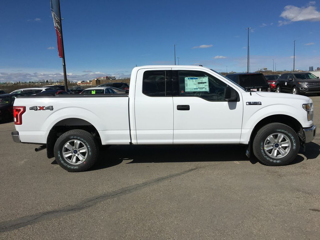 All New Cars Under 15k >> New 2017 Ford F-150 XLT 4X4 in Calgary #17F16687 | Maclin Ford