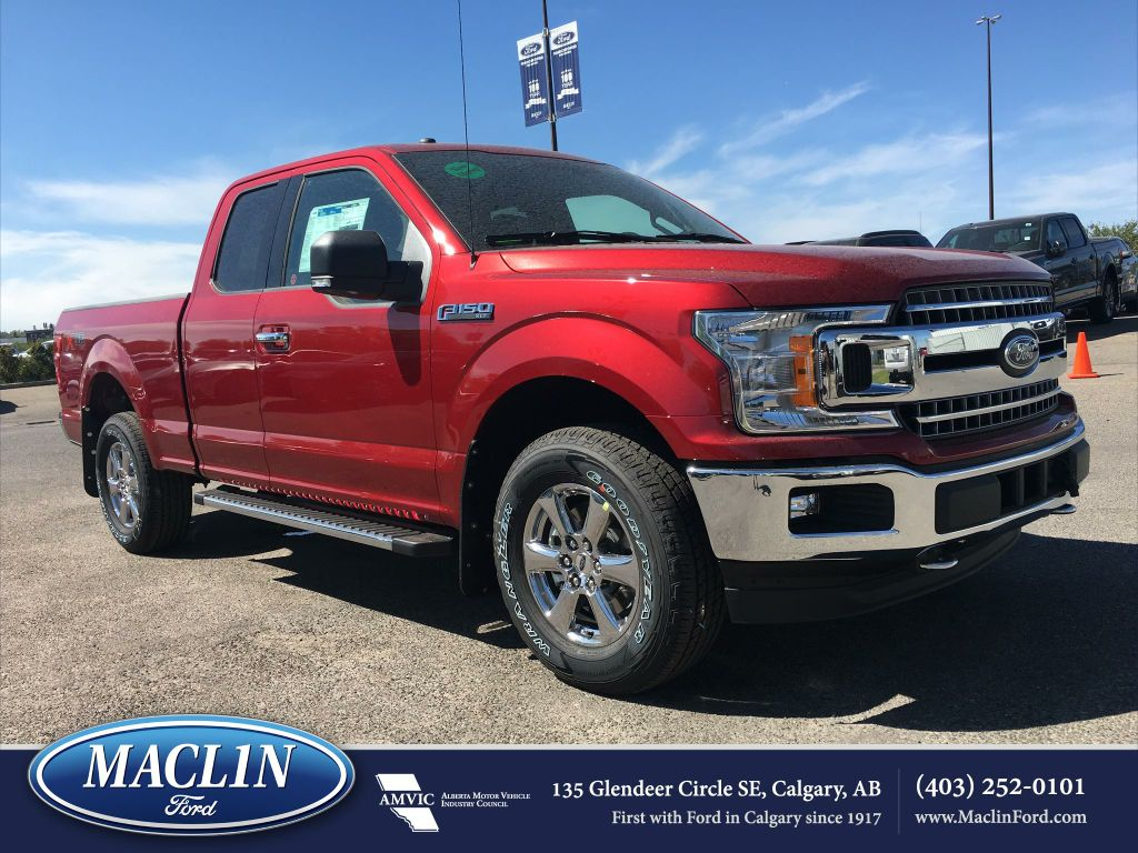 new 2018 ford f 150 xlt xtr in calgary 18f18765 maclin ford. Black Bedroom Furniture Sets. Home Design Ideas