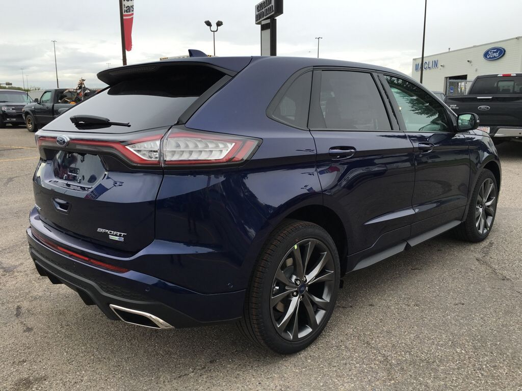 used 2016 ford edge sport in calgary 16ed2568 maclin ford. Black Bedroom Furniture Sets. Home Design Ideas