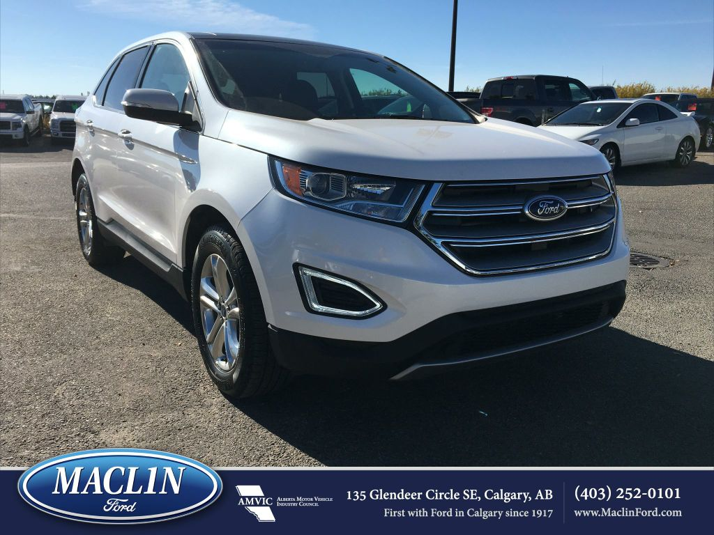 used 2017 ford edge sel in calgary 17p4978 maclin ford. Black Bedroom Furniture Sets. Home Design Ideas